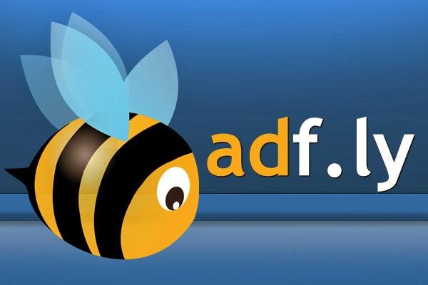 التسجيل في adfly